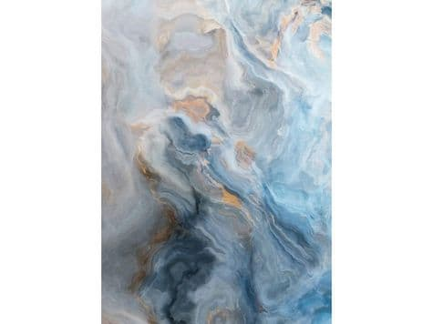 abstract glass sheet picture | marble glass wall art | Libra