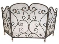 Chesterton Antique Swirls Firescreen