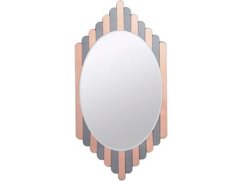 multi panel mirror | art deco mirror | Libra Conti