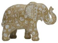 Zimzam Decorated Elephant Sculpture- Female