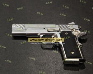 1:2 scale SW M945 by TGC (Shell Enject)