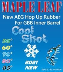 2021 MAPLE LEAF AEG Hop Up Rubber
