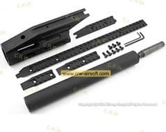 ACTION CQB Set with Silencer for AUG Series