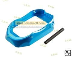 AIP SPY Style Magwell for Hi-Capa 5.1 (Blue)