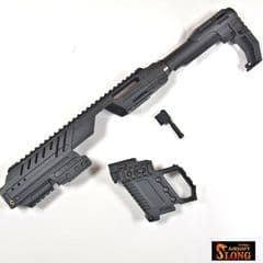 Discount SLONG MPG Carbine w/ G-KRISS XI For GLOCK Series GBB Pistol