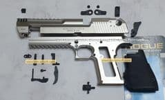 Discount was 2600usd ALC DE XIX L6 Stainless Steel kit (silver) for cybergun Desert Eagle
