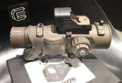 ELCAN SpecterDR 1x/4x Scope with new condition Insight MRDS 2nd hand