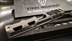 EMG Strike Industries ARK Titanium Slide and Steel Barrel TM G17 Gen3 only