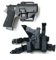Holster/ Leg panel / Mag pouch