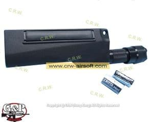 MP5 Handguard with T8 Tactical Light by G&P