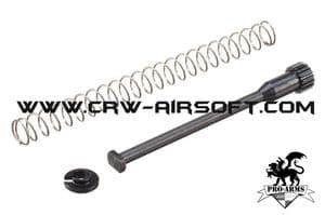 Pro Arms 130% Steel Recoil Rod Set for SIG M17