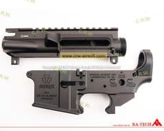 RA M4 Forged 7075 T6 Receiver for GHK M4 (AAC marking1)