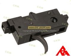 RA-Tech Steel Complete Trigger Box for M4  WE GBB