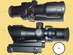 Scope & Red Dot
