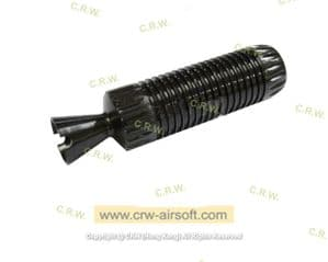 WE AK NSU Type Steel Flash Hider For WE AK