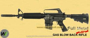 XM177 GBB by WE
