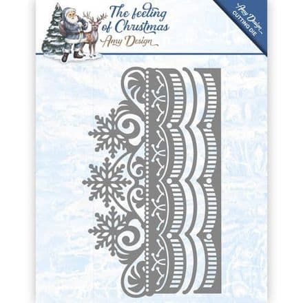 ADD10111 ~ The Feeling of Christmas ~ Ice Crystal  ~ Amy Design
