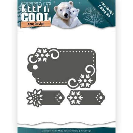 ADD10164 ~ Cool Tags ~  Keep It Cool  ~ Amy Design