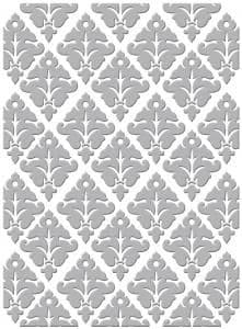 C0723015 ~ HEDGED MAZE Couture Creations emboss folder