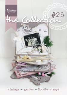 CAT1325 ~ MARIANNE DESIGN ~ THE COLLECTION - VOL. 25