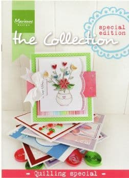 CATFG01 ~ MARIANNE DESIGN ~ QUILLING SPECIAL ~ THE COLLECTION