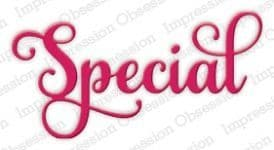 DIE374-I ~ SPECIAL ~ Impression Obsession dies