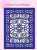 DL148 ~ CATHEDRAL LACE FRAME ~ Cheery Lynn Doily die