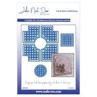 JND089 - Lattice Corners - Card Die Collection - John Next Door