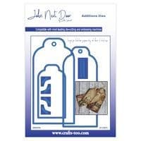 JND096 - Luggage Tags - Additions Die - John Next Door