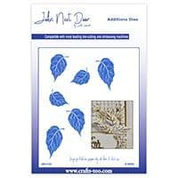 JND120 - Foils Rose Leaves -~ Additions Die - John Next Door