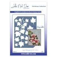 JND133 - Ivy Die Plate - Christmas Collection - John Next Door
