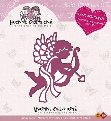 YCD10022 ~ Love Collection Cupido ~ Yvonne Creations