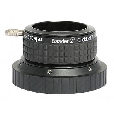 Baader 2in ClickLock Clamp (3.25in SCT Thread)