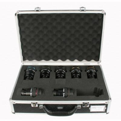 Complete Set of Hyperion Eyepieces