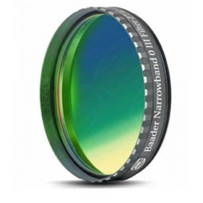 Baader Planetarium OIII 8.5nm CCD Narrowband-Filter 2 Inch