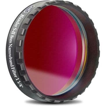 Baader SII CCD Narrowband-Filter (8.5nm) 31.7mm