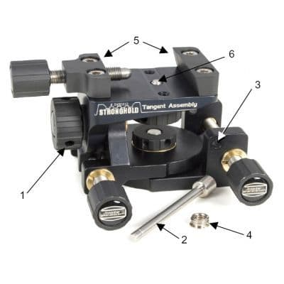 Baader Stronghold Tangent Assembly - Black