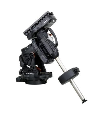 Celestron CGX-L Equatorial Mount Only ( No Tripod )