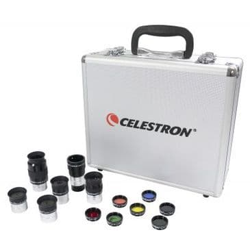Celestron Eyepiece and Filter Kit 1.25in