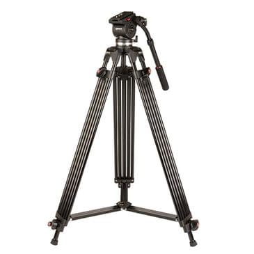 Kenro Twin Tube Video Tripod Kit (Aluminium)