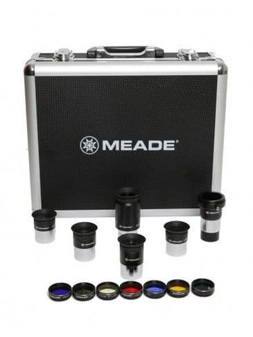 "Meade Series 4000 1.25"" Eyepiece and Filter Set"