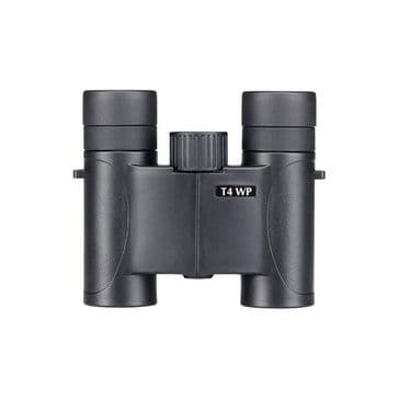 Opticron T4 Trailfinder WP 8x25 Binoculars - Black