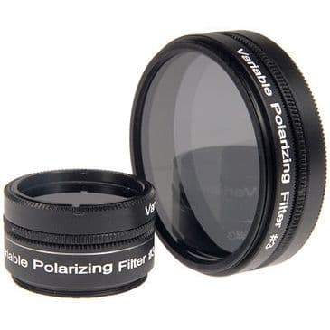 OVL Variable Polarising Filter 1.25