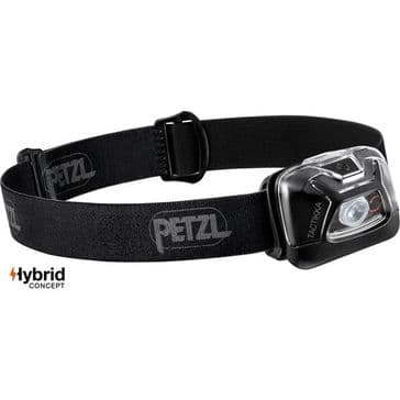 Petzl Tactikka 300 Lumen Headtorch with Astro Friendly Red Light Function