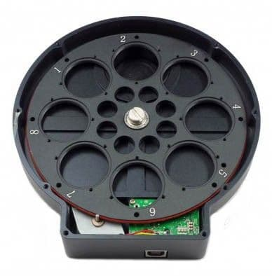 ZWO EFW 8-position Filter Wheel for 1.25