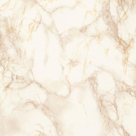 67cm Marino Beige Brown Marble Sticky Back Vinyl (280-8422 Lengths from 1m to 15m