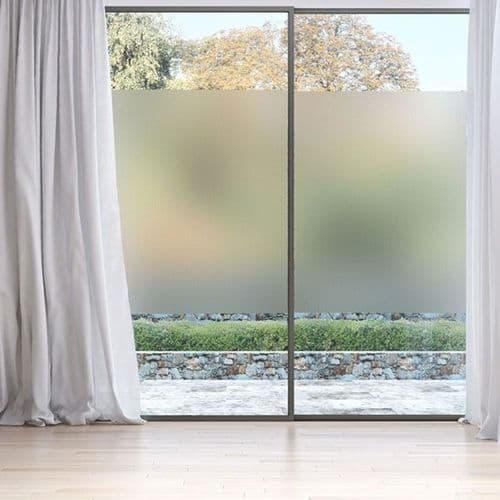 67cm Opal Effect Window Sticky Privacy Film (200-8266) from 1m to 15m long
