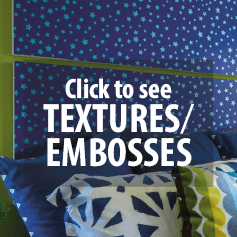 TEXTURED, EMBOSSED & EXTRA THICK
